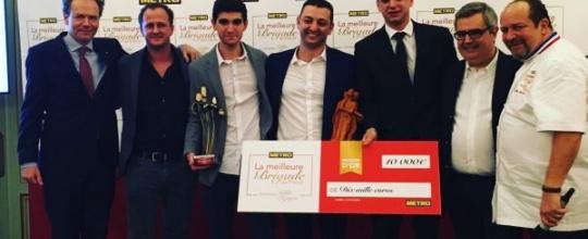 Gastronomie / Trophée de la Meilleure Brigade de France - Communiqué de presse