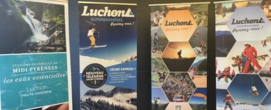 Conférence de presse du Pays de Luchon - Novembre 2015