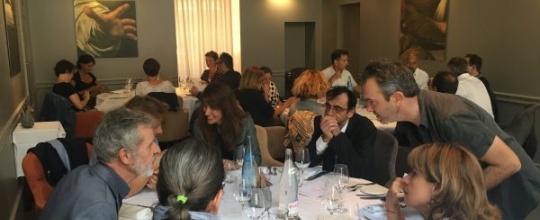 Déjeuner de presse - Hérault Tourisme Septembre 2016