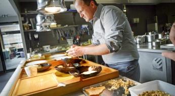 Le chef Frank Renimel ouvre son drive gastronomique - Avril 2020