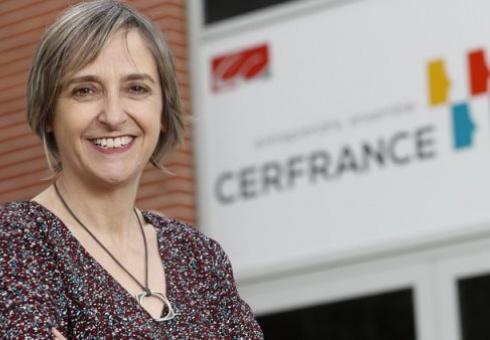 Communiqué de presse - Christine Huppert, DG Cerfrance, reçoit un Trophée d'Or des Femmes de l'économie en Occitanie