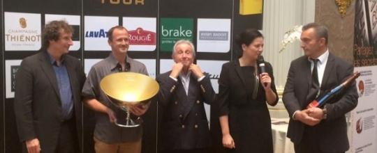 Communiqué de presse - Trophée Gault&Millau d'Or, restaurant En Marge, Toulouse - Octobre 2015