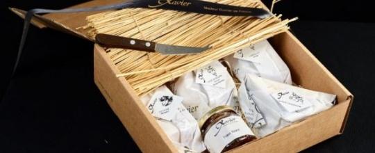 La fromagerie Xavier lance ses box en ligne - Mars 2019