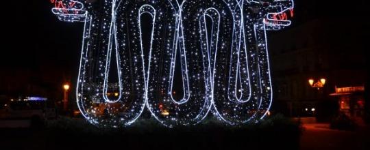 A Luchon, un Noël lumineux et durable - Décembre 2018